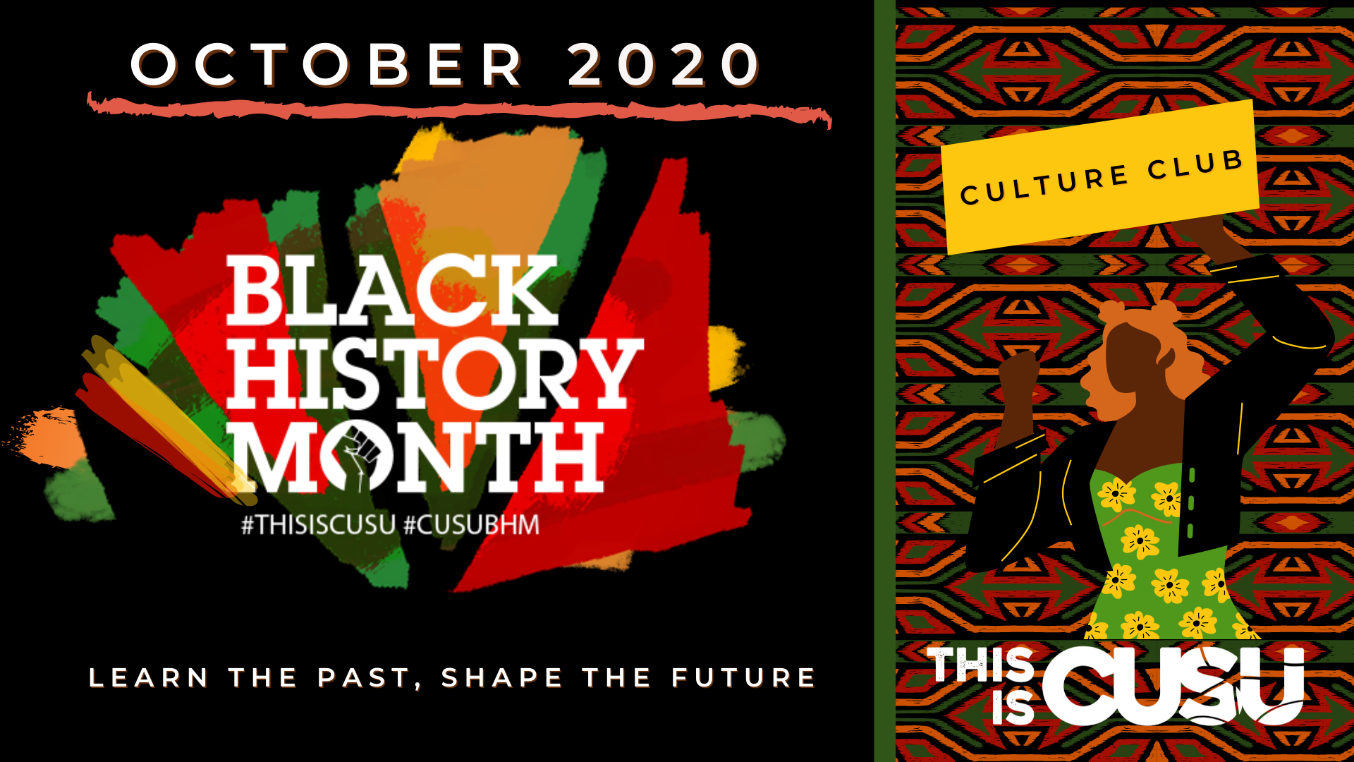 Black History Month - Culture Club